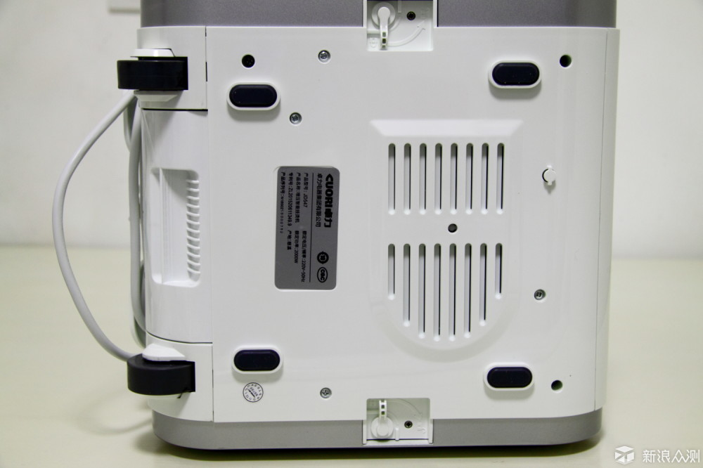 卓力JD547增压智能挂烫机--简单生活从此开始_新浪众测