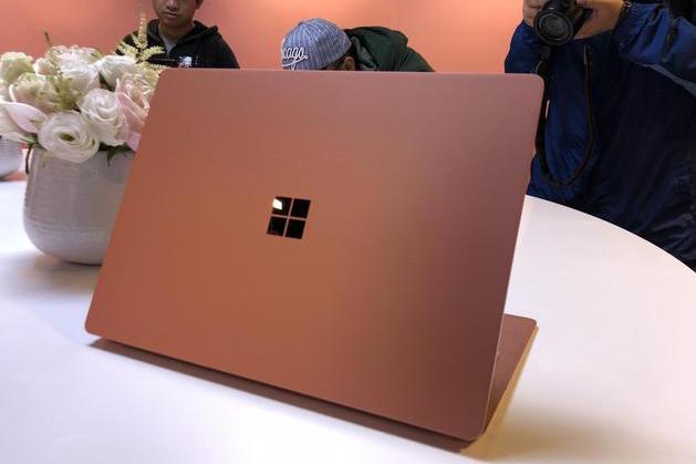 微软Surface家族国行发布:有新配色