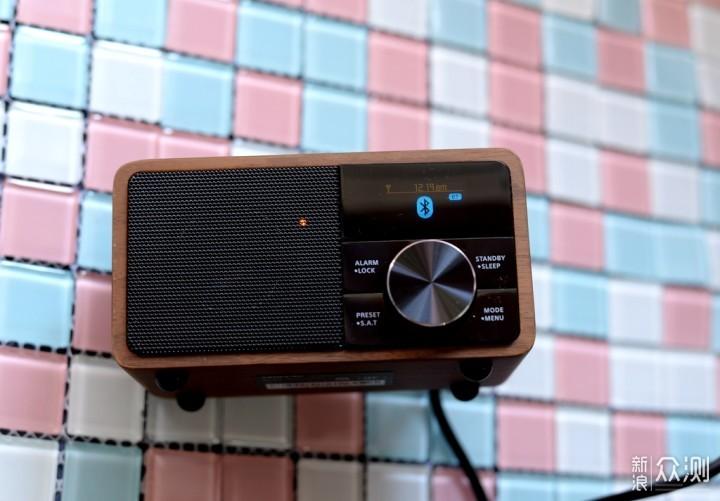随行而歌——山进海顿数字收音机音箱评测_新浪众测