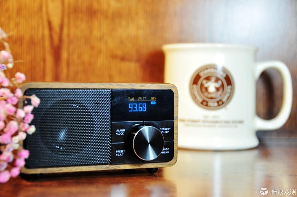 致敬传统,拥抱创新,山进海顿收音机音箱体验_新浪众测