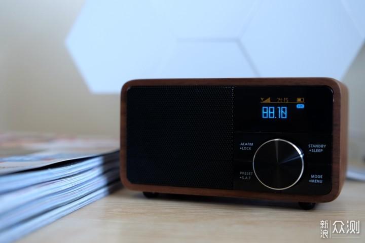 山进海顿数字收音机音箱,优秀之作仍有待改进_新浪众测