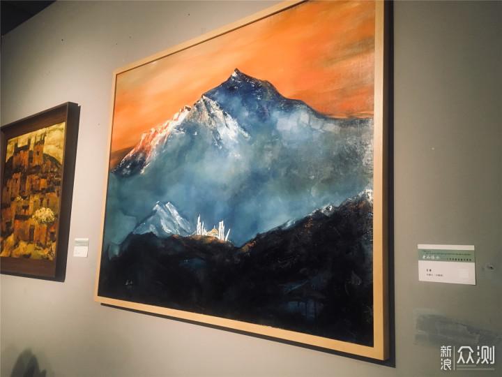 """探索西藏秘境""""青山绿水""""大美西藏油风景画展"""