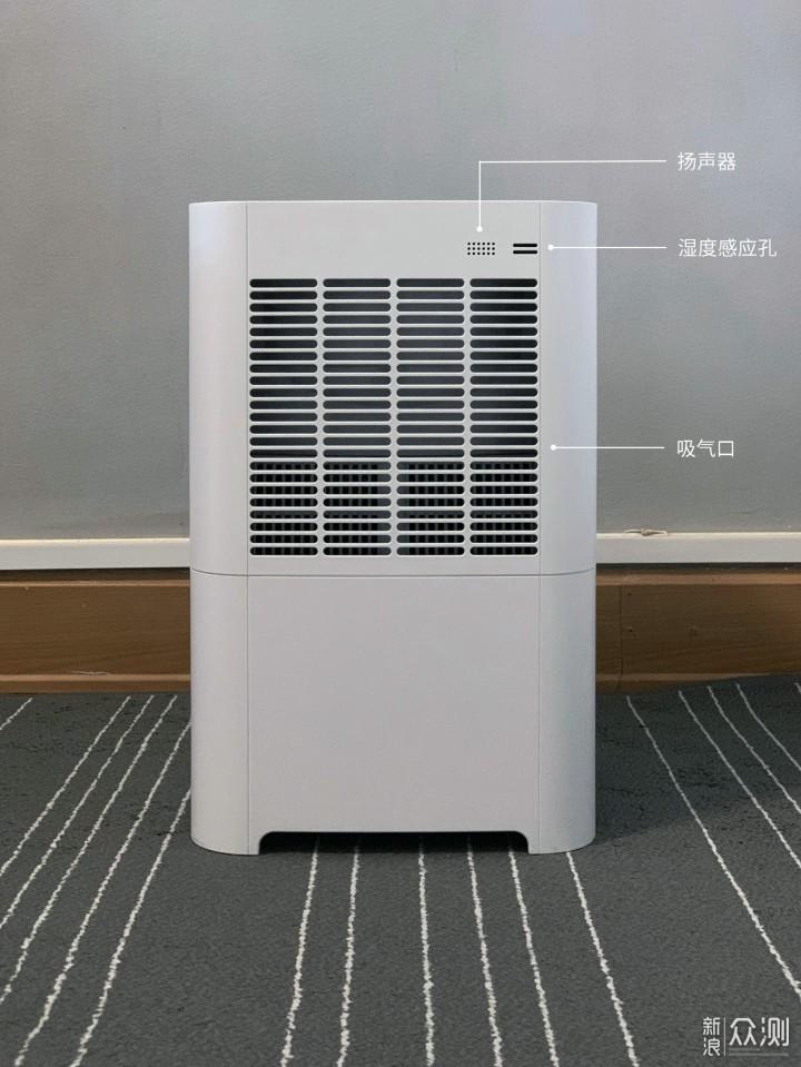 润物有声——Airx 50度湿加湿器众测报告_新浪众测