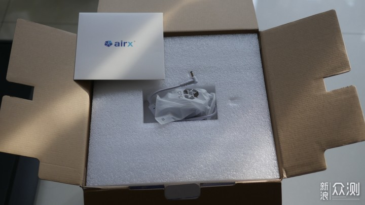 airx 50度湿加湿器使用体验,无雾加湿更健康_新浪众测