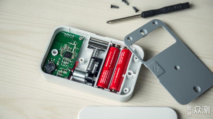 易锁宝智能抽屉柜开关,锁具发展新方向_新浪众测