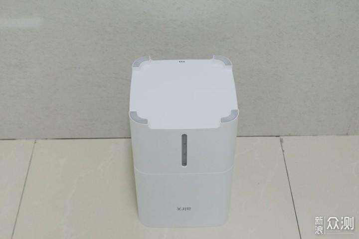airx 50度湿加湿器—冷蒸发让湿度更均匀_新浪众测