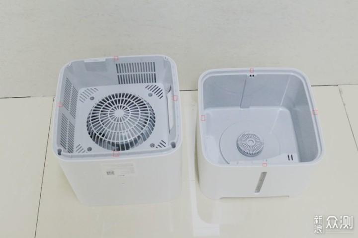 airx50加湿器—冷蒸发让湿度更均匀_新浪众测