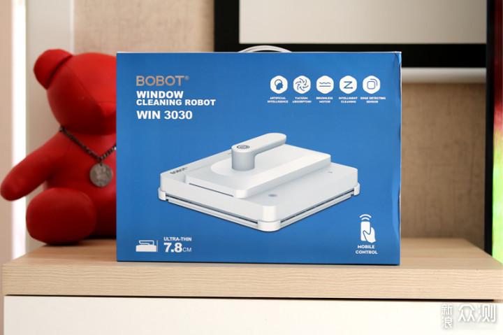 BOBOT高空擦玻璃机器人,一键搞定干净安全_新浪众测