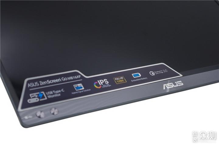 笔记本双屏生产力工具—华硕MB16AP USB显示器_新浪众测