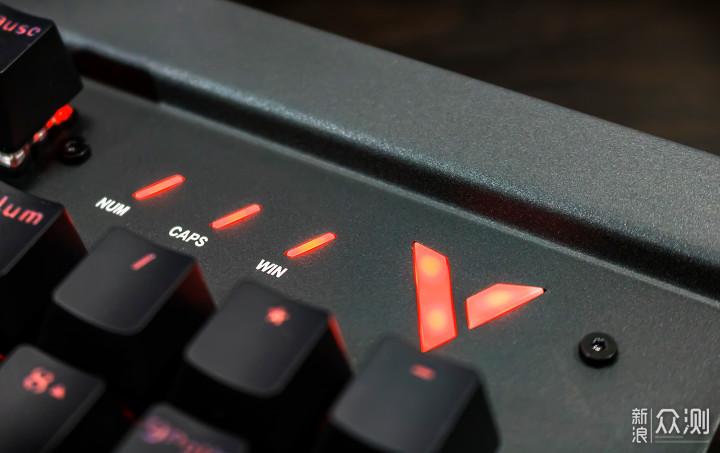 无惧尘水侵扰,雷柏V780机械键盘让你无所顾虑_新浪众测