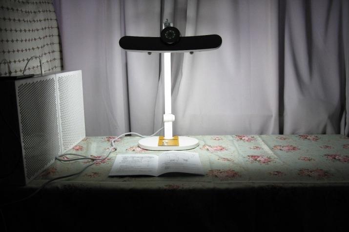 明基儿童台灯:神奇的高科技亲子共读台灯