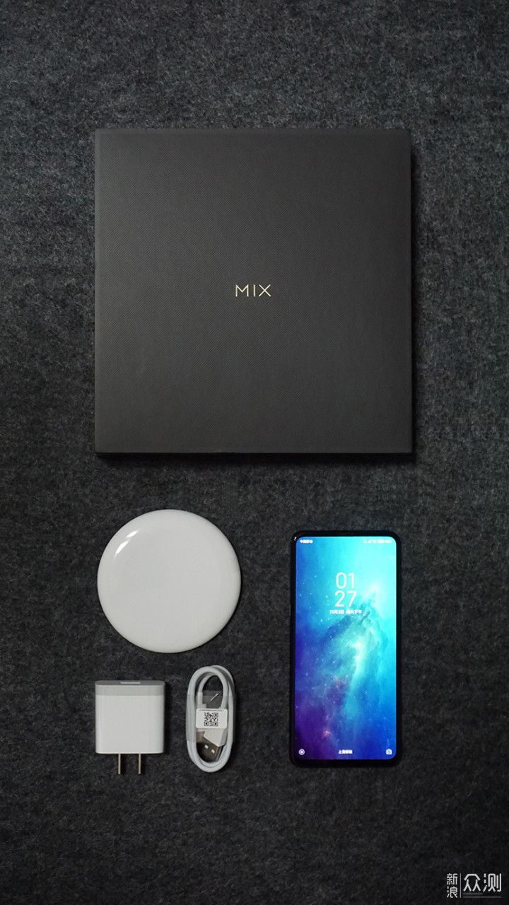 MIX 3 上手十日谈:全面屏 还是手动更踏实_新浪众测
