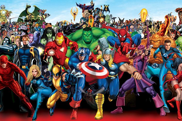 你最喜欢哪个漫威角色?