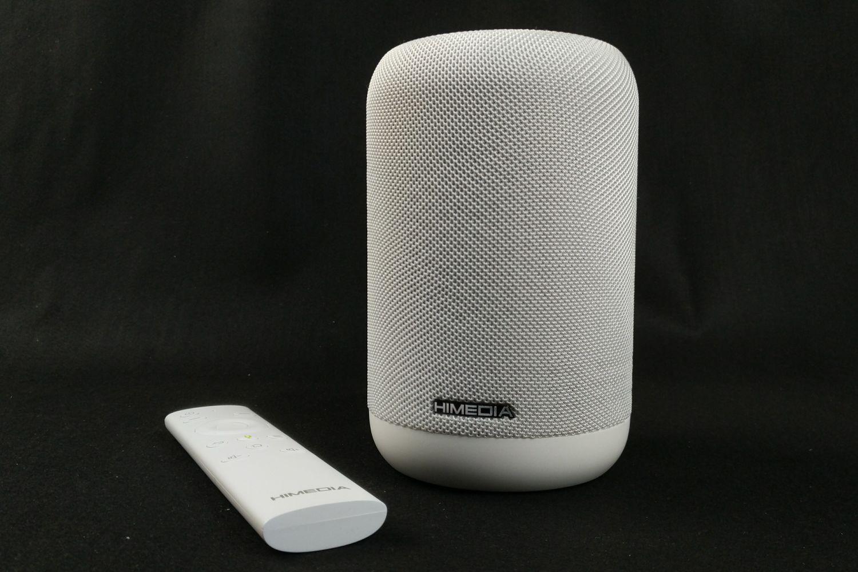 AI智能音箱新物种——海美迪视听机器人影音版