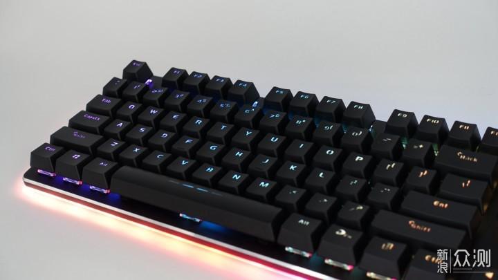 灯光效果满分!——达尔优EK925键盘使用感受_新浪众测