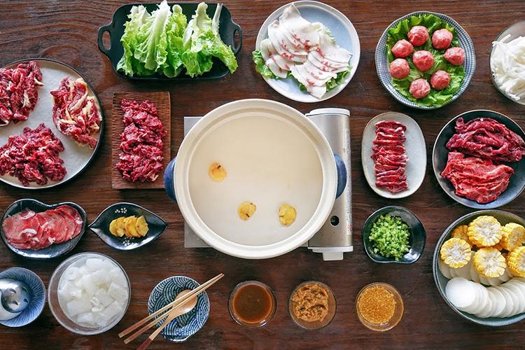 如果火锅只能吃三样菜