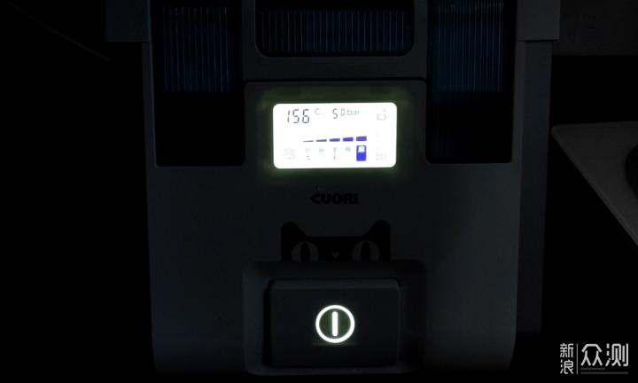 卓力增压智能挂烫机BG546帮一家人精致出门_新浪众测