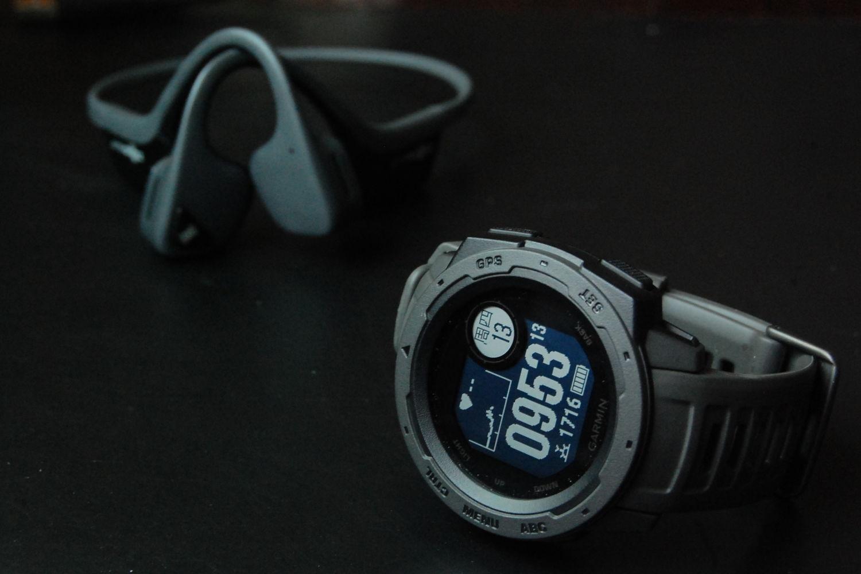 浓情硬汉风,佳明Instinct智能手表评测