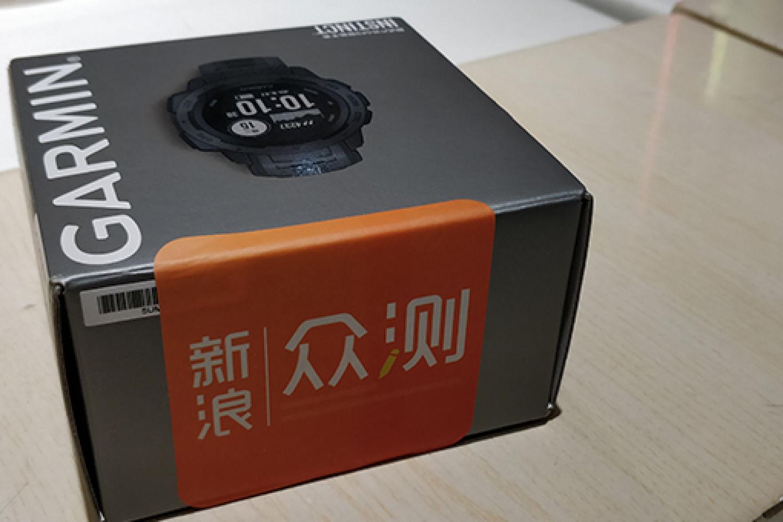 佳明Instinct手表简而奢华——真是户外良品