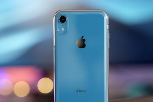 iPhone XR官方透明保护壳上手:究竟值不值?