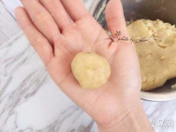 纯手工老味儿核桃酥酥酥酥~小时候的味道!_新浪众测