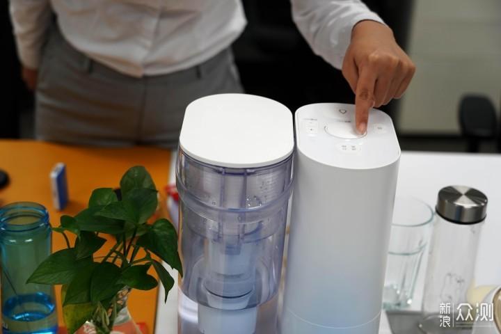 桌面级「男友」:莱卡净饮一体机喝水报告_新浪众测