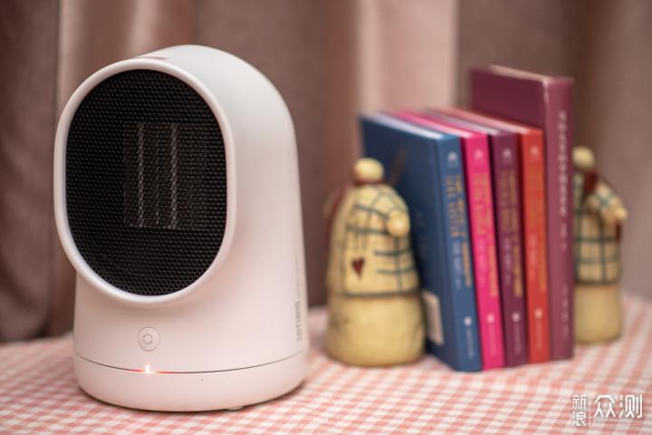 冬季温湿度好平衡:呆呆暖风机&牛奶盒加湿器_新浪众测
