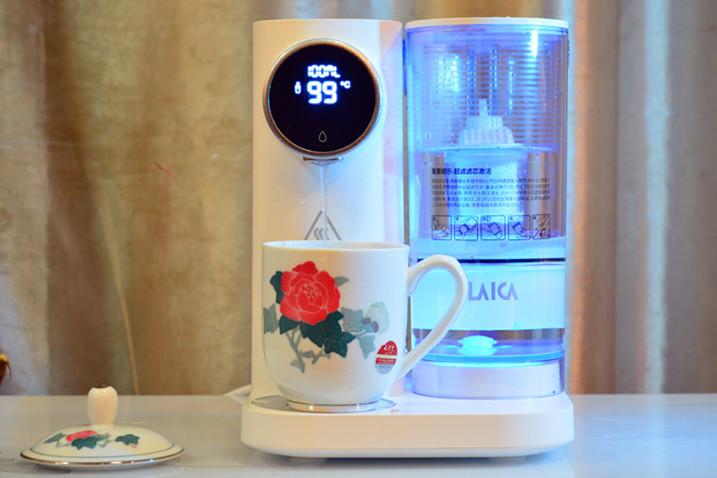 4秒速热,健康直饮神器——莱卡净饮一体机