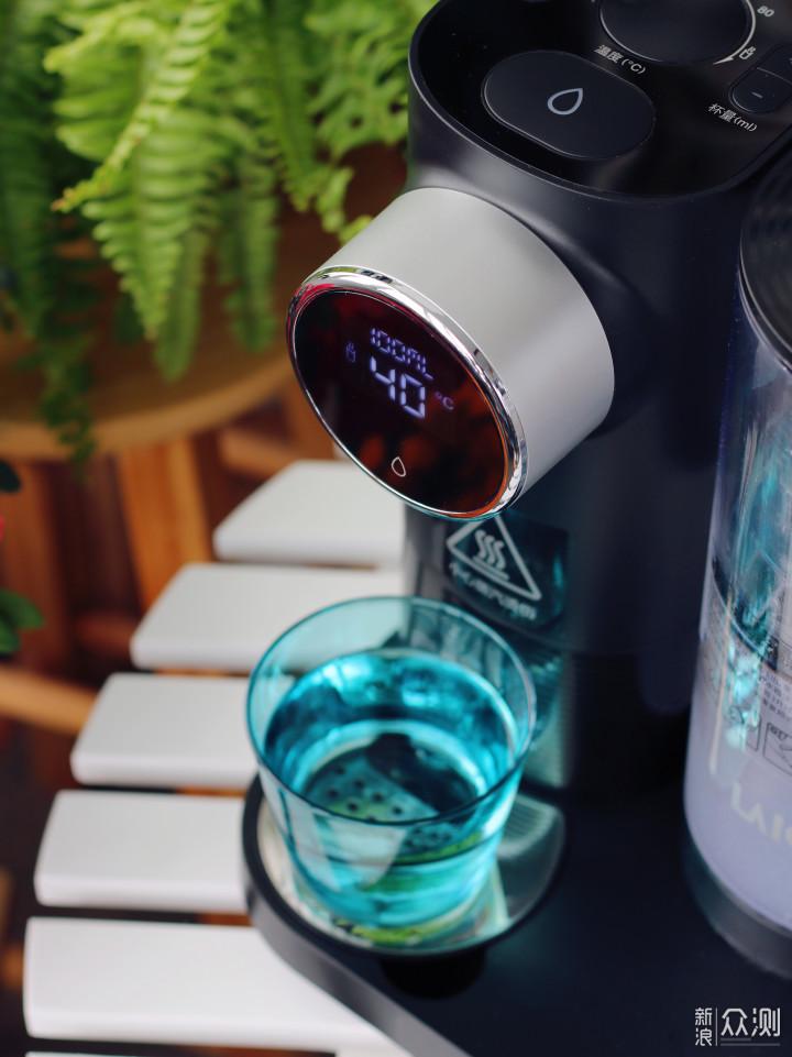 不交健康税,从饮水开始—莱卡净饮一体机测评_新浪众测
