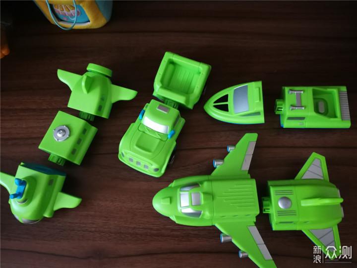 买了这些玩具_新浪众测