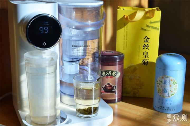 即热饮水机+净水壶合体的莱卡净饮一体机点评_新浪众测