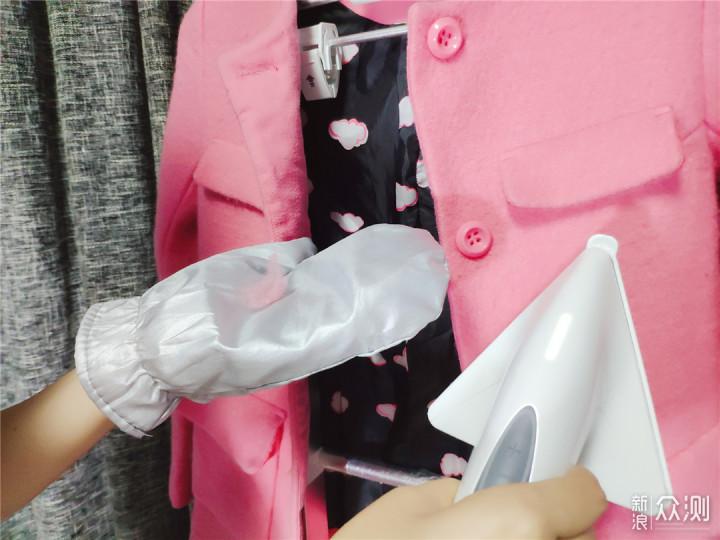 卓力挂烫机:焕新衣物,从此衣橱永远有新衣_新浪众测