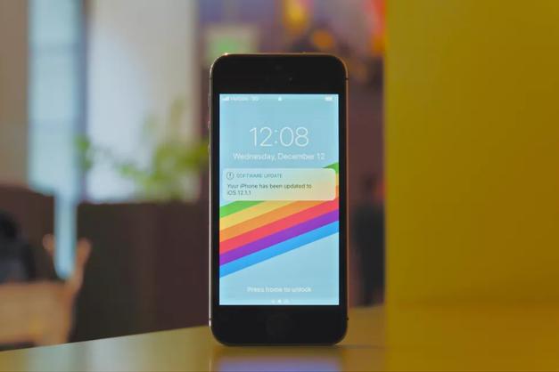iPhone 5s升级iOS 12,小屏幕iPhone的又一春