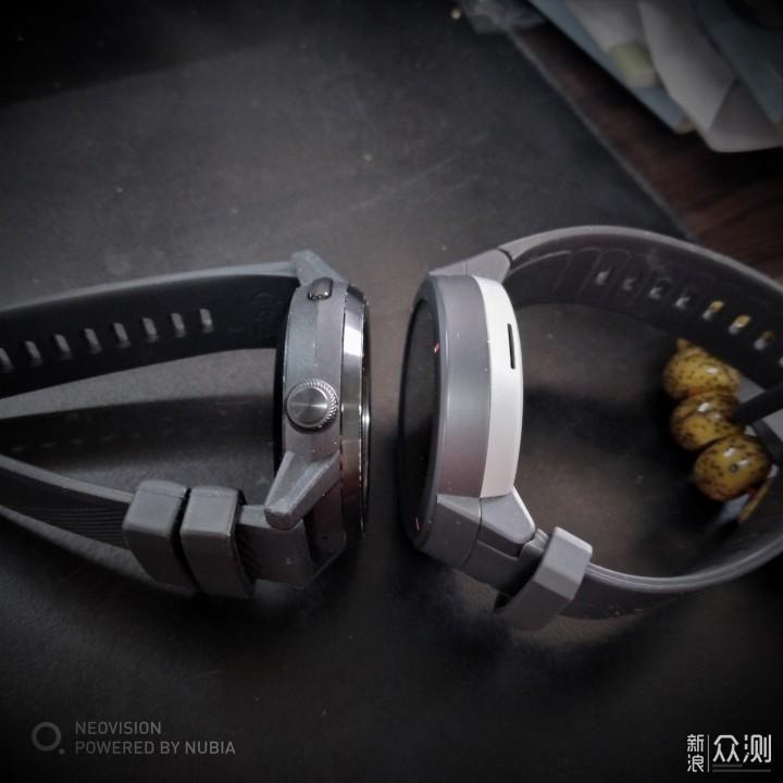 APEX 42运动手表的颜值篇_新浪众测