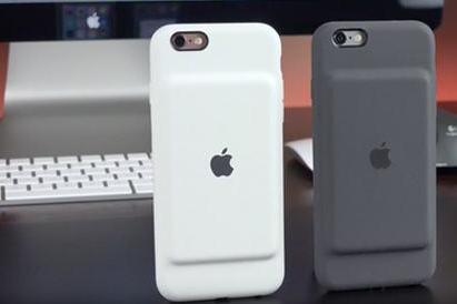 苹果正筹划XS系列新电池马甲,应该快发售了