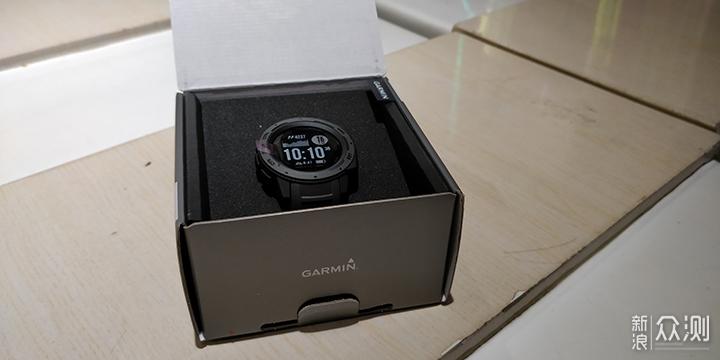 佳明instinct手表简而奢华——真是户外良品_新浪众测