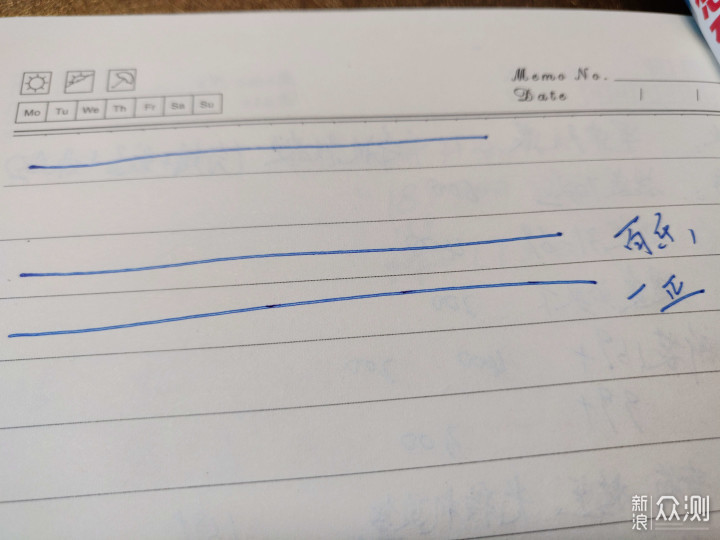 实惠不贵的中性笔随笔推荐_新浪众测