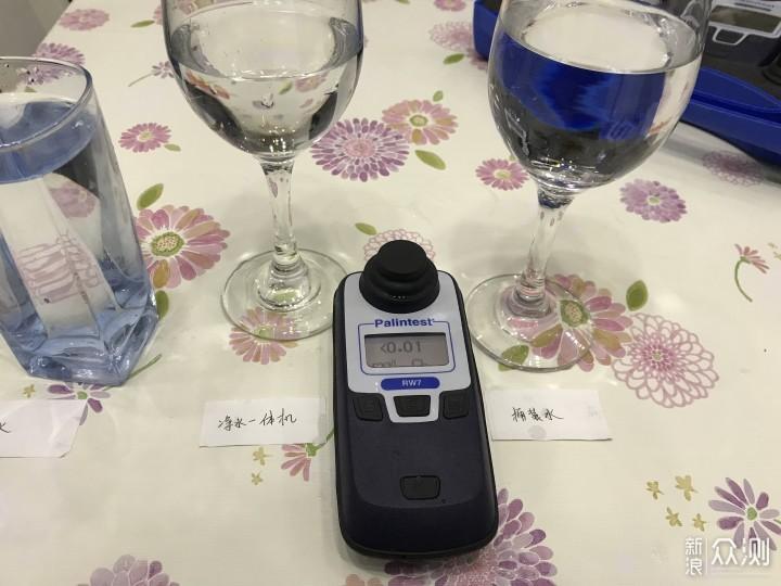 自来水秒变矿泉水,莱卡净饮一体机_新浪众测
