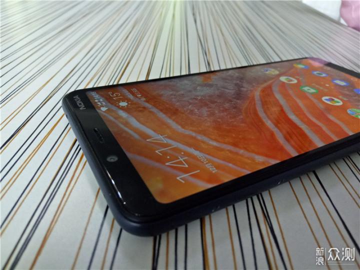 大屏幕、超长娱乐一整天—Nokia 3.1 Plus实测_新浪众测