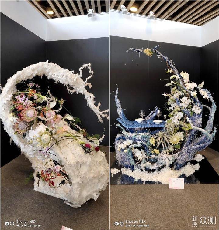带着手机逛2018广州国际花卉艺术展_新浪众测