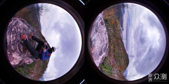 气象万千之变尽在QooCam 3D/全景旅拍相机_新浪众测
