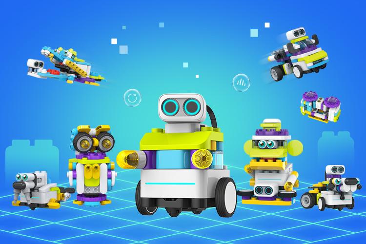 葡萄编程机器人免费试用,评测