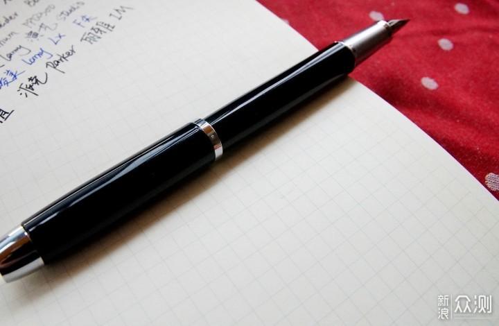 818我手上的10支钢笔_新浪众测