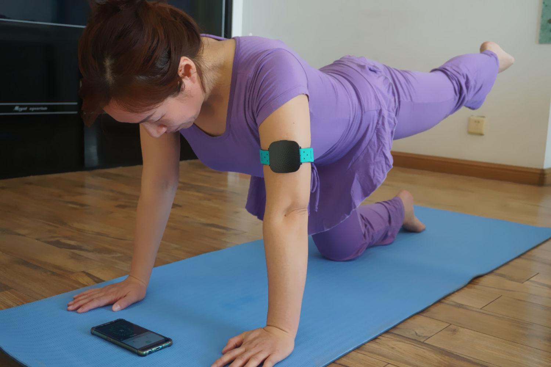 我的私?#31169;?#36523;教练——加动T1智能肌氧监测仪