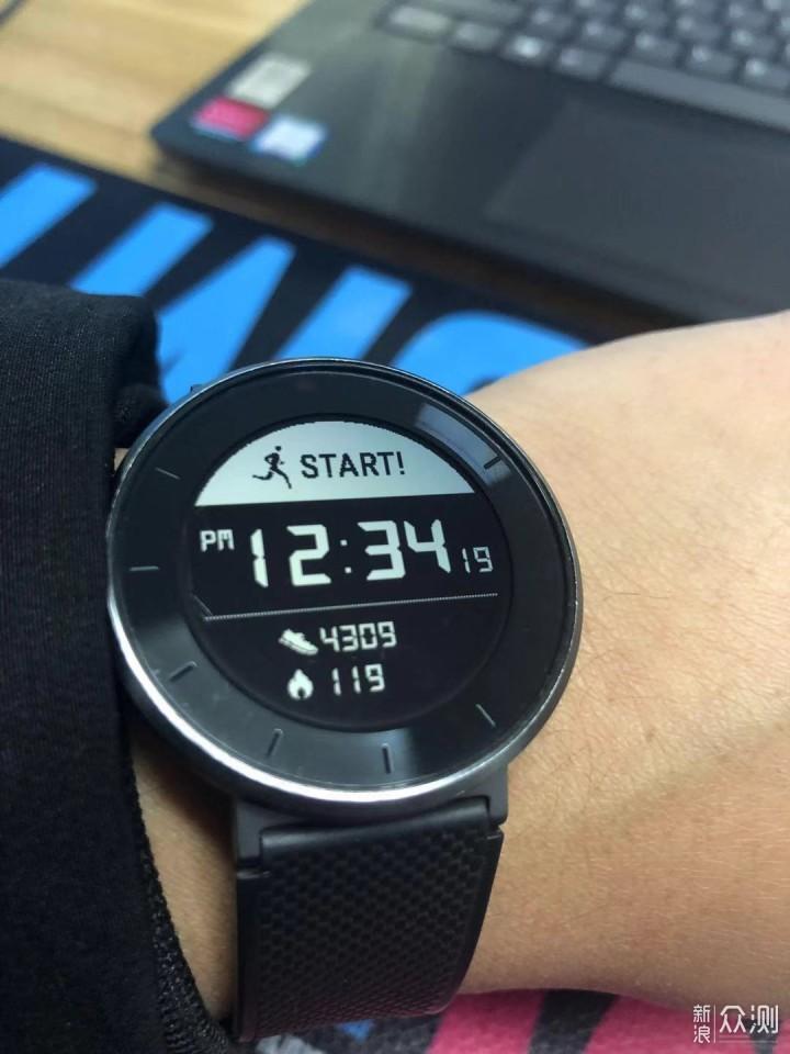 我的第一款智能手表_新浪众测