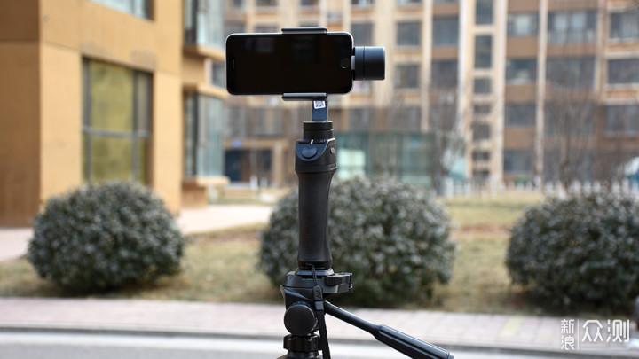 Vloger的创作新宠丨维圣VILTA-M手持云台体验_新浪众测