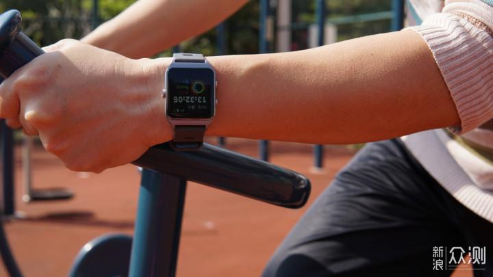 运动! 埃微能量运动手表P1C助我一臂之力!_新浪众测