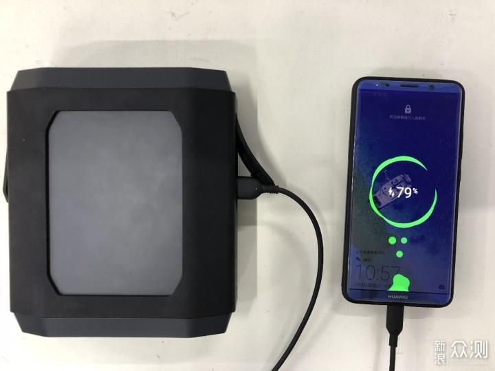 户外装备移动电源——Omni Ultimate开箱报告_新浪众测