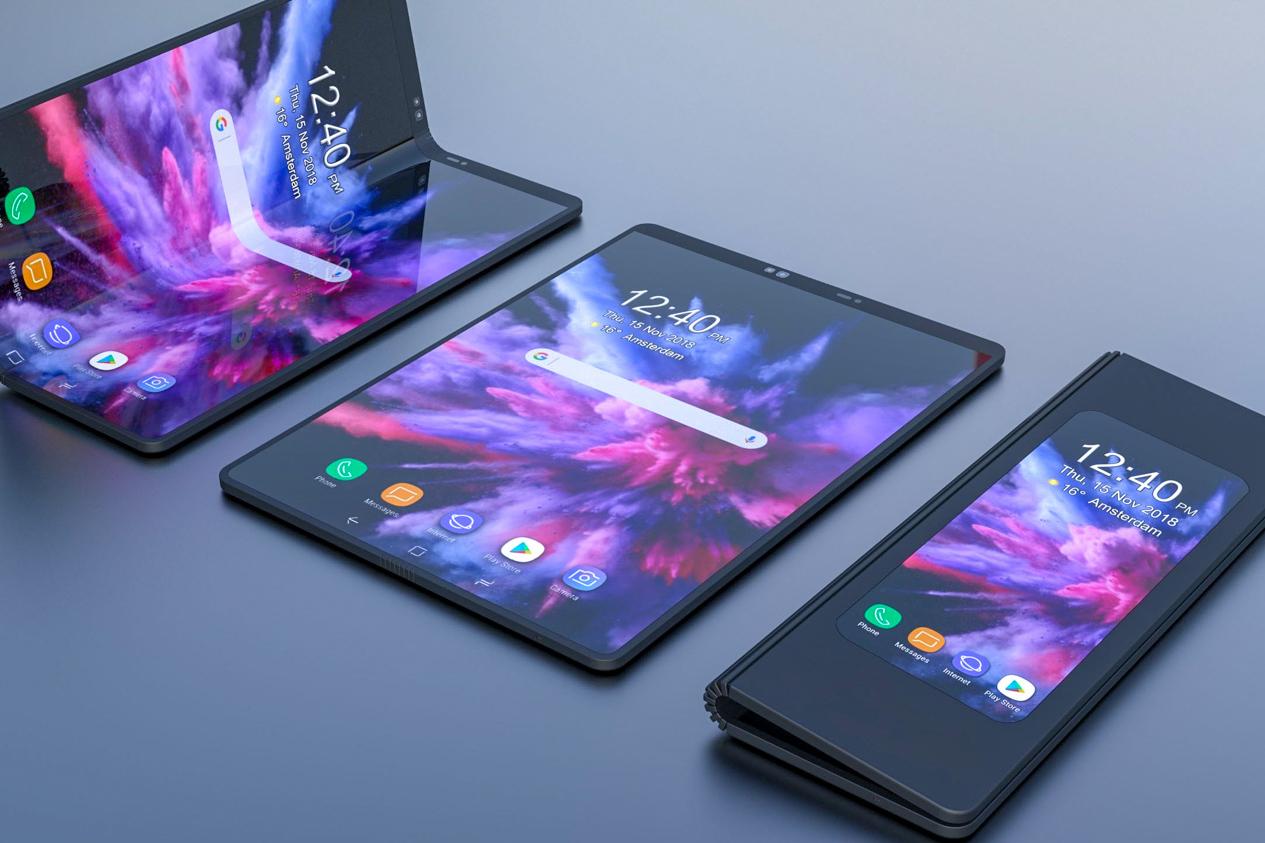 2019折叠屏手机年,三种形态之争