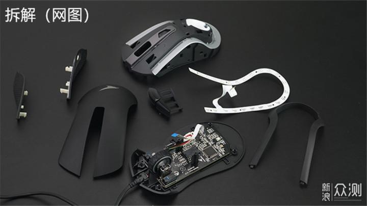 顶级性能,炫酷光效——杜伽LEO600鼠标体验_新浪众测
